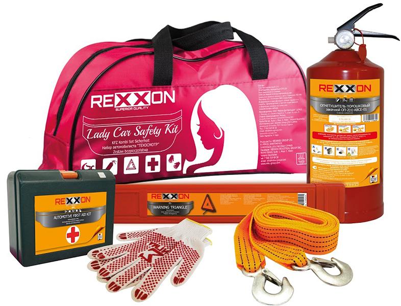 Набор аварийный REXXON
