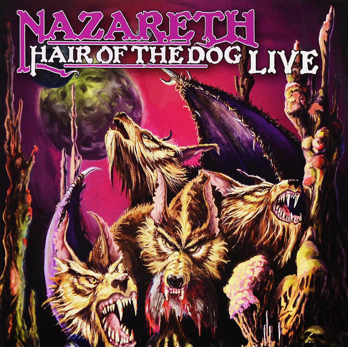 Nazareth. Hair Of The Dog. Live