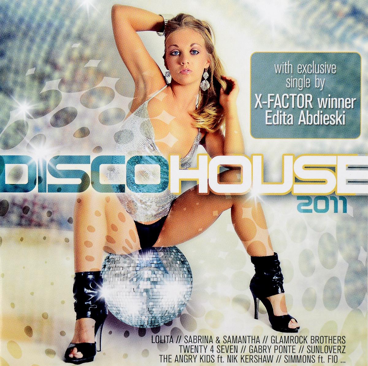 Disco House 2011 (2 CD) 2016 2 Audio CD