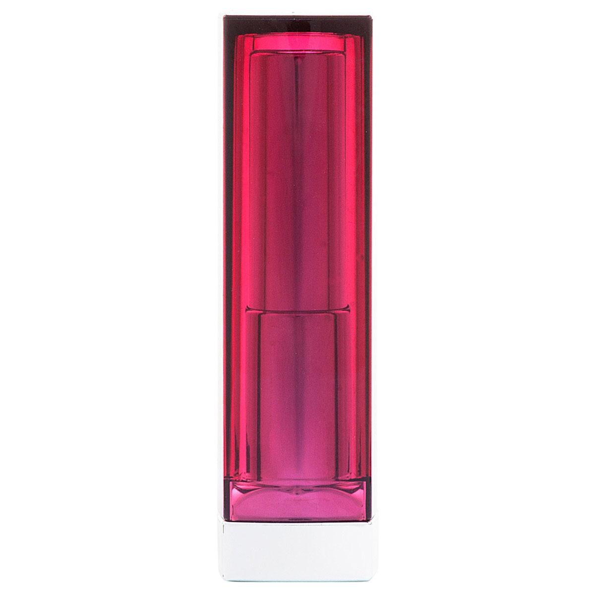 Maybelline New York Помада для губ Color Sensational, оттенок 140, Персиковый леденец, 4,4 гB2649001Чистейшие природные пигменты губной помады придают губам соблазнительный насыщенный цвет. Медовый нектар разглаживает кожу губ и дарит ощущение нежности. Витамин Е смягчает и увлажняет губы в течение всего дня. Восхитительные насыщенные оттенки губной помады!