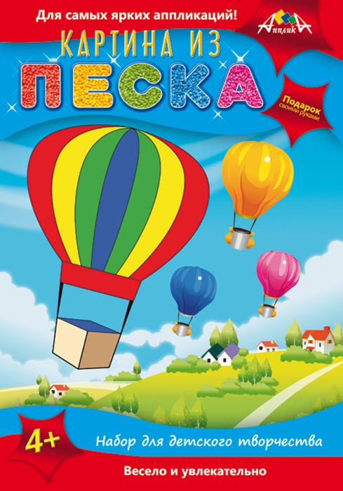 Апплика Фреска Воздушный шар