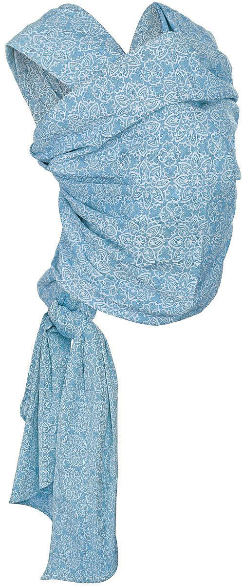 Mums Era Слинг-шарф Блум цвет синий