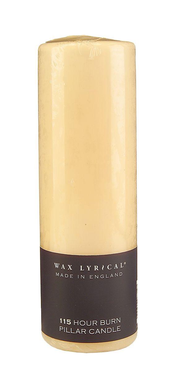 Свеча Wax Lyrical Декоративная, 732 гL0005Натуральная свеча из пищевого парафина от компании Wax Lirical будет гореть 115 часов. Свеча не течет, не пахнет и украсит любой интерьер.