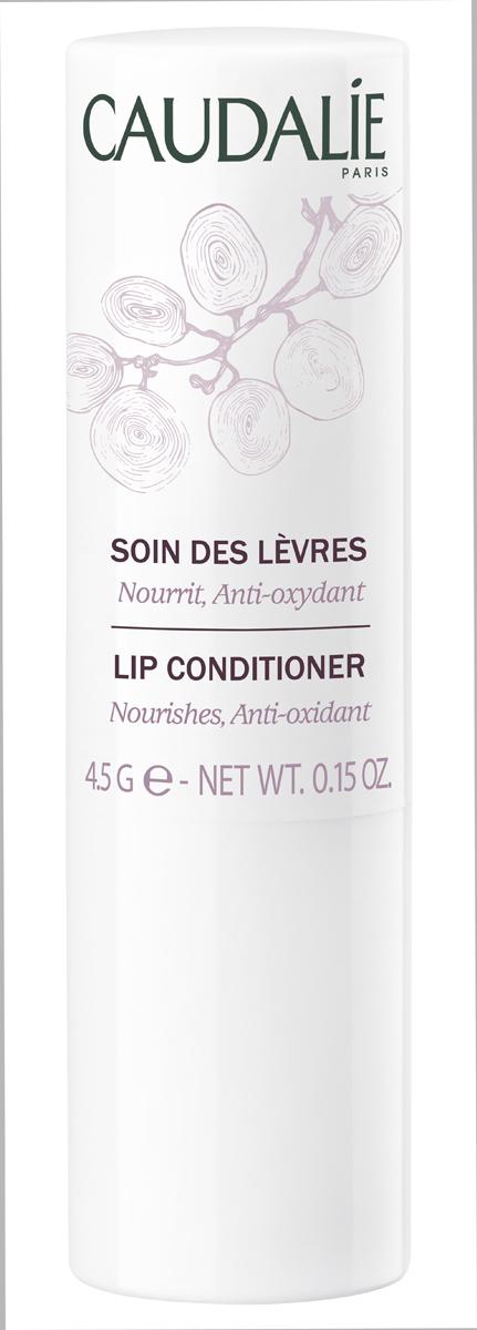 Caudalie Гигиеническая помада, 4 г006Помада с антиоксидантным действием восстанавливает поврежденную кожу губ, дарит ей питание и защиту. С легким ванильным запахом. Настоящий уход для красоты губ. В состав входят: стабилизованные полифенолы косточек винограда, масло карите и касторовое масло, фильтр UVA/UVB SPF5, воск риса, свечного дерева и пчелиный воск. Применение: можно использовать в течение всего года. Превосходная основа для губной помады.