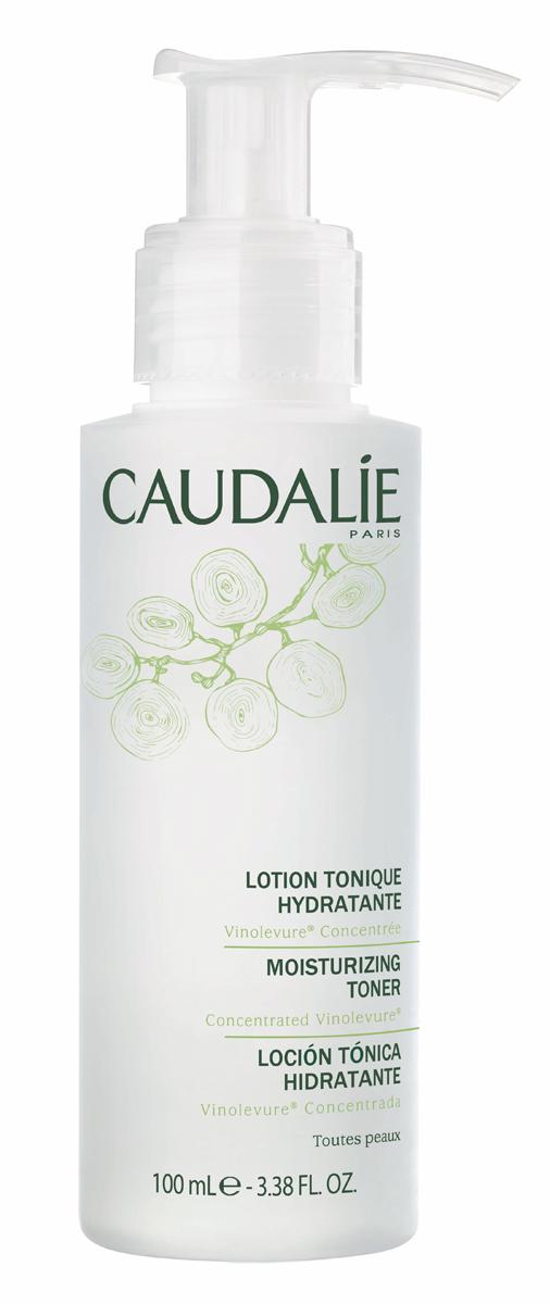Caudalie Увлажняющий тоник Cleanser & Toners, 100 мл147Тоник Caudalie, с высокой концентрацией Vinolevure, превосходно снимает макияж и приносит коже первую дозу увлажнения, в которой она так нуждается. Характеристики: Объем: 100 мл. Артикул: 144. Производитель: Франция. Товар сертифицирован.
