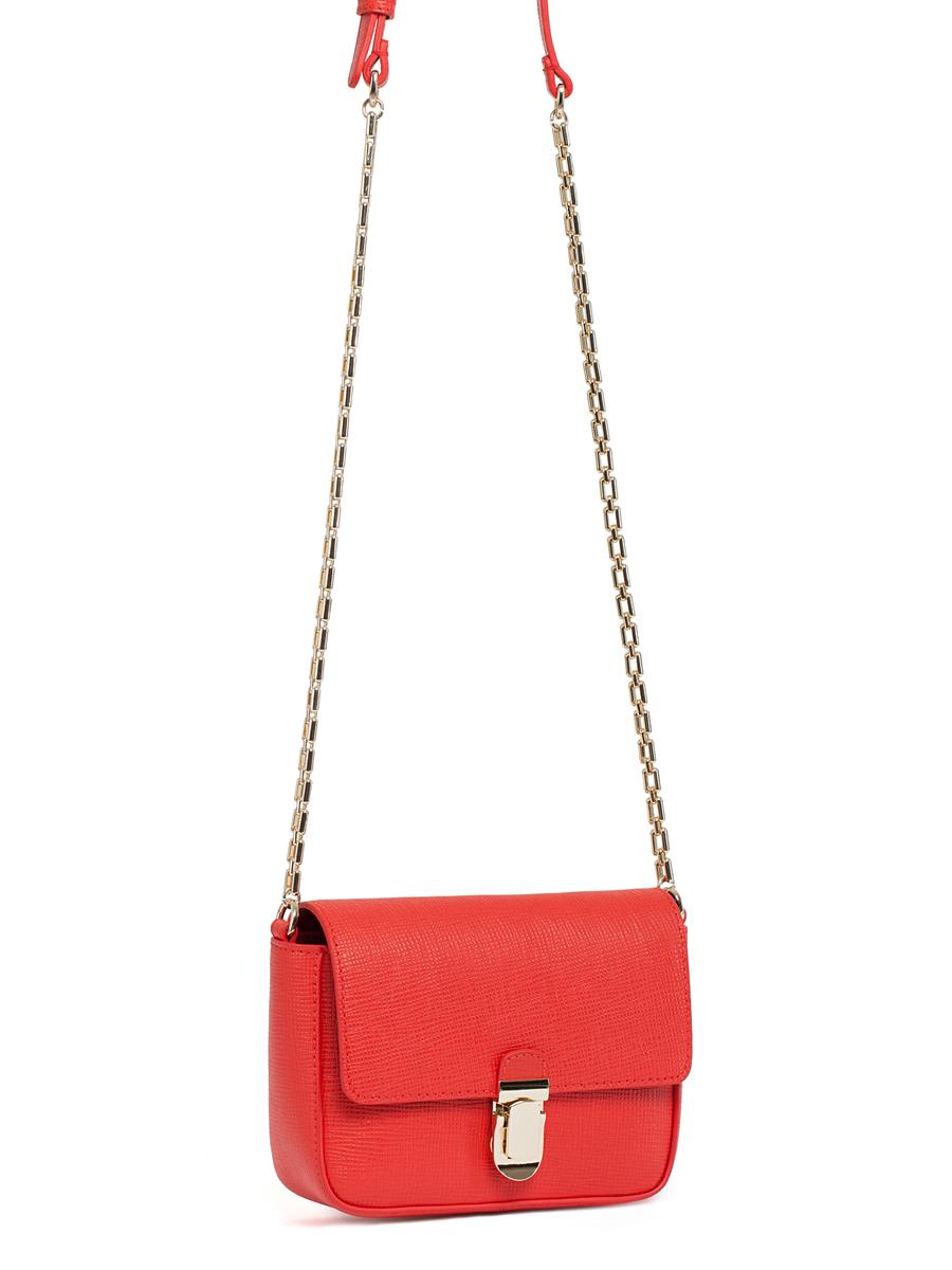 Сумка кросс-боди жен. Palio, цвет: красный. 14408AL1-W114408AL1-W1