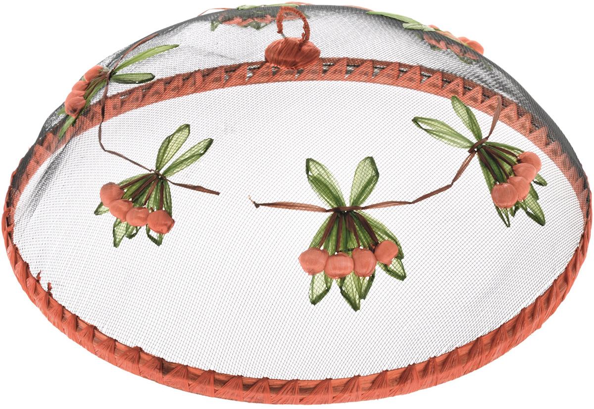 "Apollo Home & Deco Крышка от насекомых Apollo ""Pique-Nique. Ягоды"", диаметр 36 см"