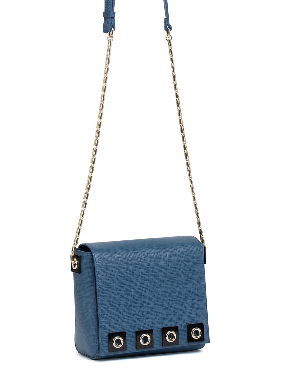 Сумка кросс-боди жен. Palio, цвет: темно-синий. 14513A-W114513A-W1