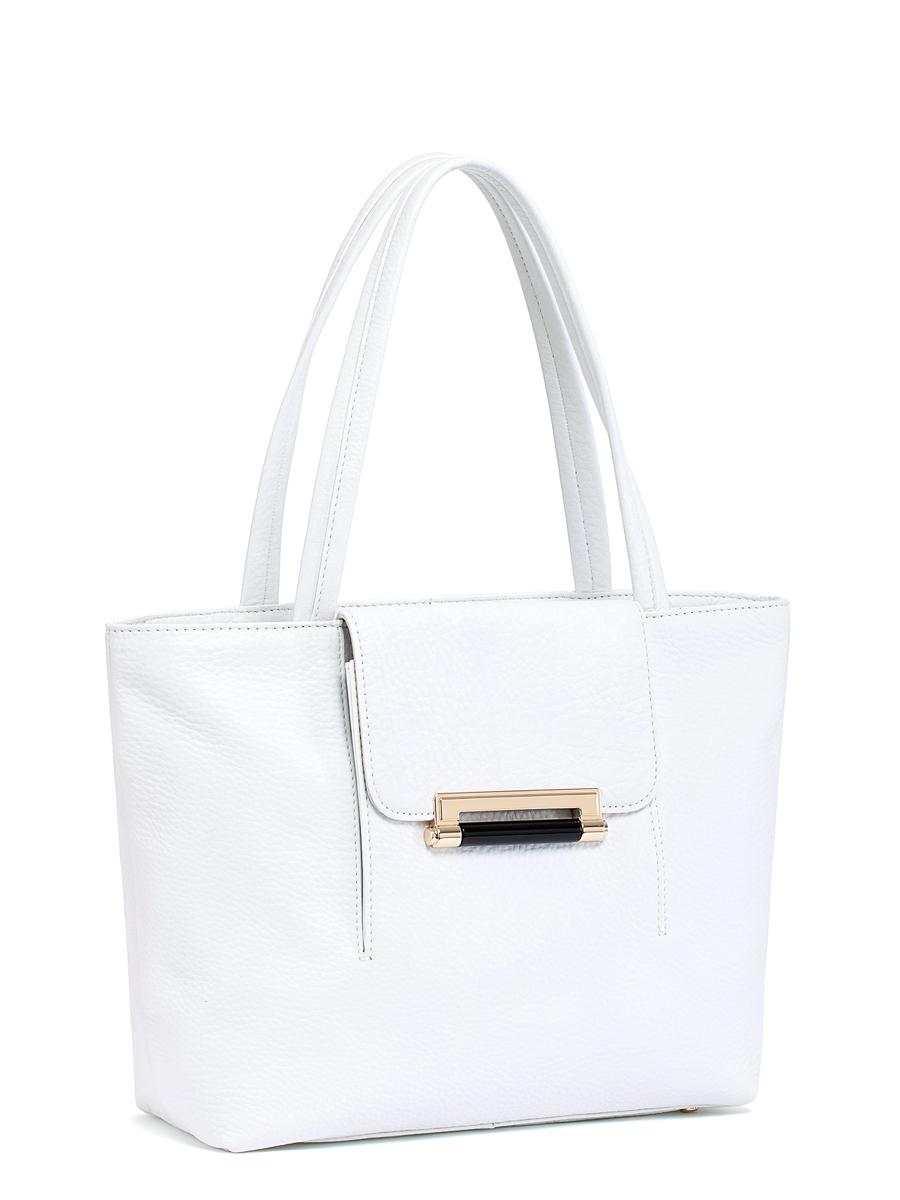 Сумка жен. Palio, цвет: белый, кремовый. 14596A-W114596A-W1