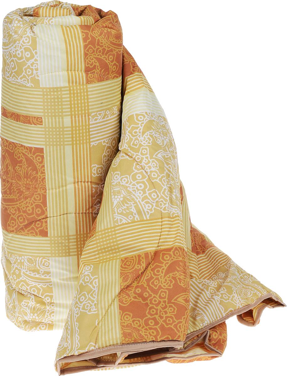 Одеяло легкое Легкие сны Золотое руно, наполнитель: овечья шерсть, цвет в ассортименте, 200 x 220 см200(32)05-ОШПОЛегкое стеганое одеяло Легкие сны Золотое руно с наполнителем из овечьей шерсти расслабит, снимет усталость и подарит вам спокойный и здоровый сон. Шерстяные волокна, получаемые из овечьей шерсти, имеют полую структуру, придающую изделиям высокую износоустойчивость. Чехол одеяла, выполненный из смесовой ткани отлично пропускает воздух, создавая эффект сухого тепла. Одеяло простегано. Стежка надежно удерживает наполнитель внутри и не позволяет ему скатываться. Рекомендации по уходу: Отбеливание, стирка, барабанная сушка и глажка запрещены. Разрешается химчистка. Уважаемые клиенты! Товар поставляется в цветовом ассортименте. Поставка осуществляется в зависимости от наличия на складе.