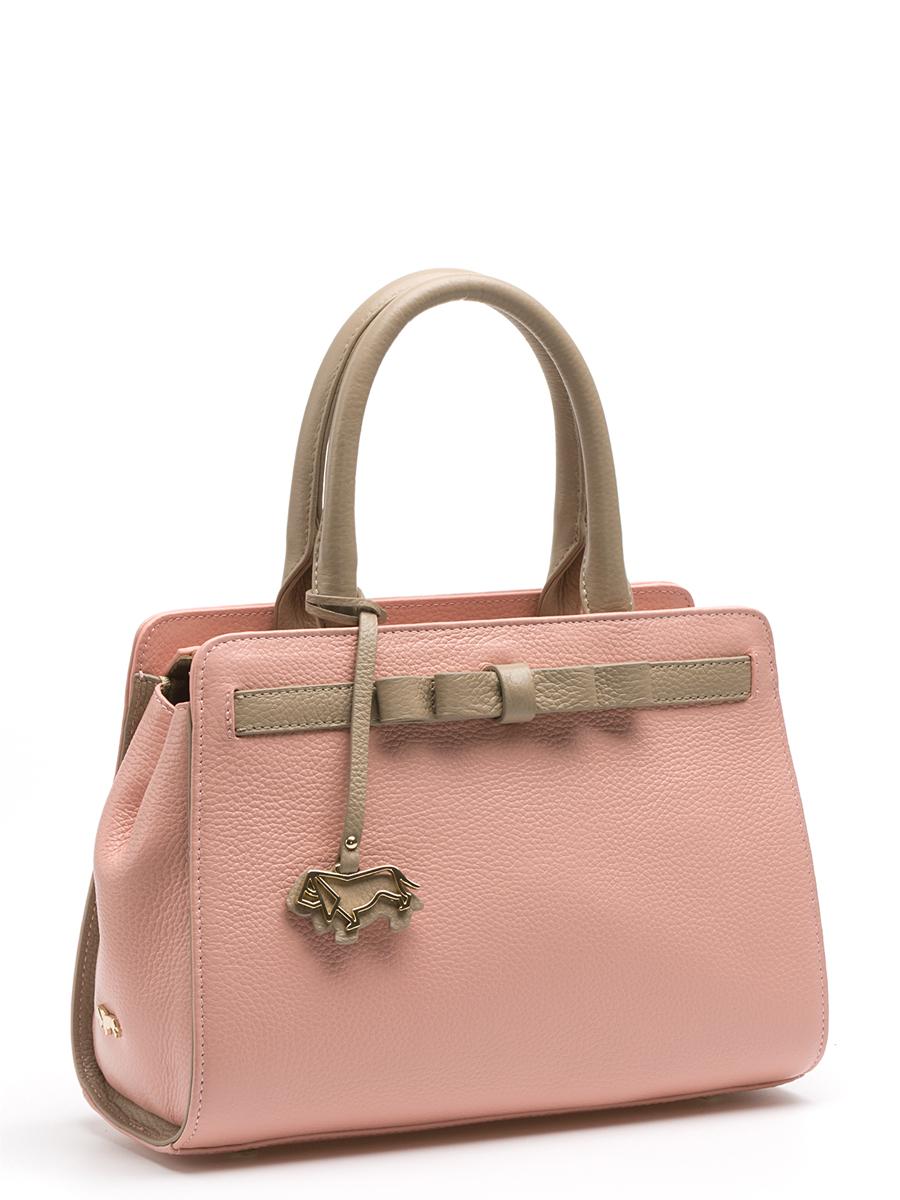 Сумка жен. Labbra, цвет: светло-розовый, серо-коричневый. L-DA80742-1L-DA80742-1