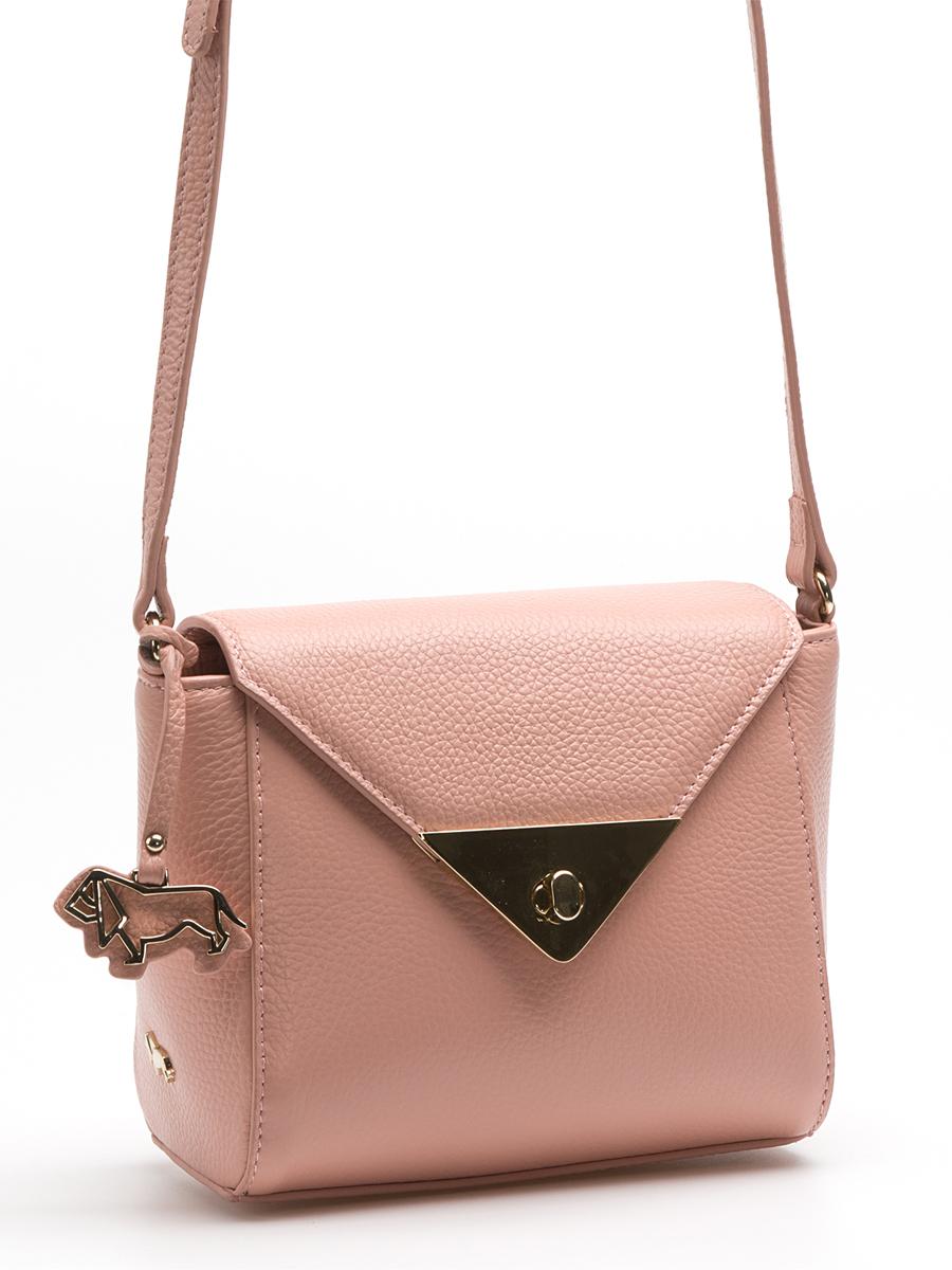 Сумка кросс-боди жен. Labbra, цвет: светло-розовый. L-DL90775L-DL90775