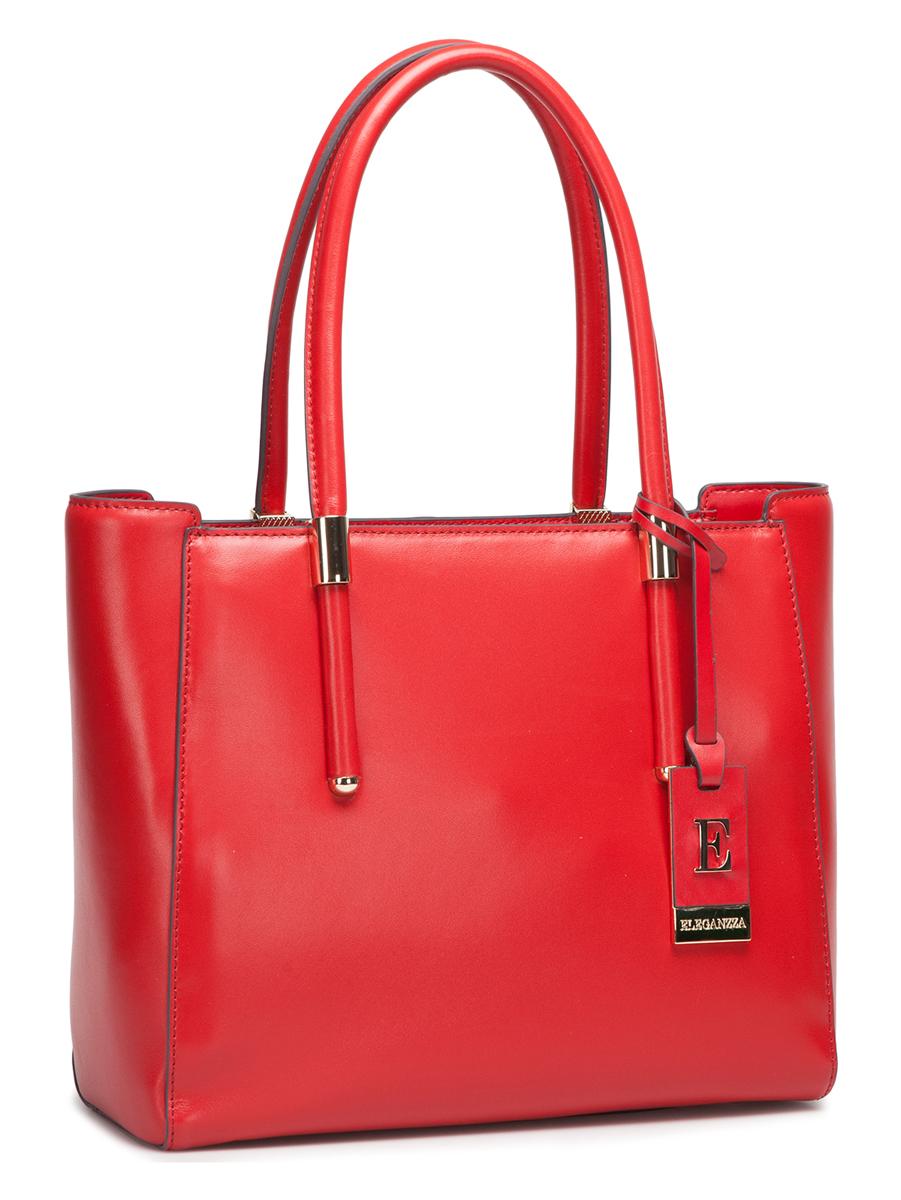 Сумка жен. Eleganzza, цвет: красный. Z-2750-1Z-2750-1
