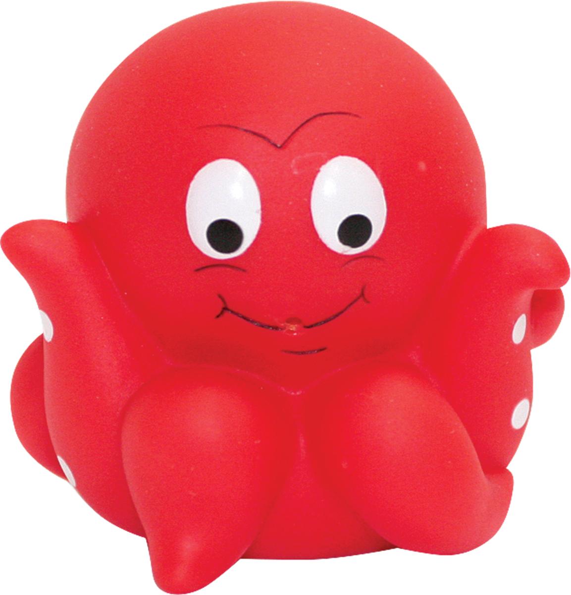 Lubby Игрушка для ванной Светящийся осьминожек13829Игрушка для ванной Lubby Светящийся осьминожек понравится малышам тем, что светится при соприкосновении любого предмета с тактильным датчиком, встроенным в основание игрушки. Маленькие дети очень любят эффекты мерцания и свечения. Форма игрушки разработана специально для детских ручек. Игрушка выполнена в яркой цветовой гамме и позволяет создать увлекательную игру. С такой игрушкой ребенок сможет развивать мелкую моторику рук, концентрацию внимания и даже воображение.