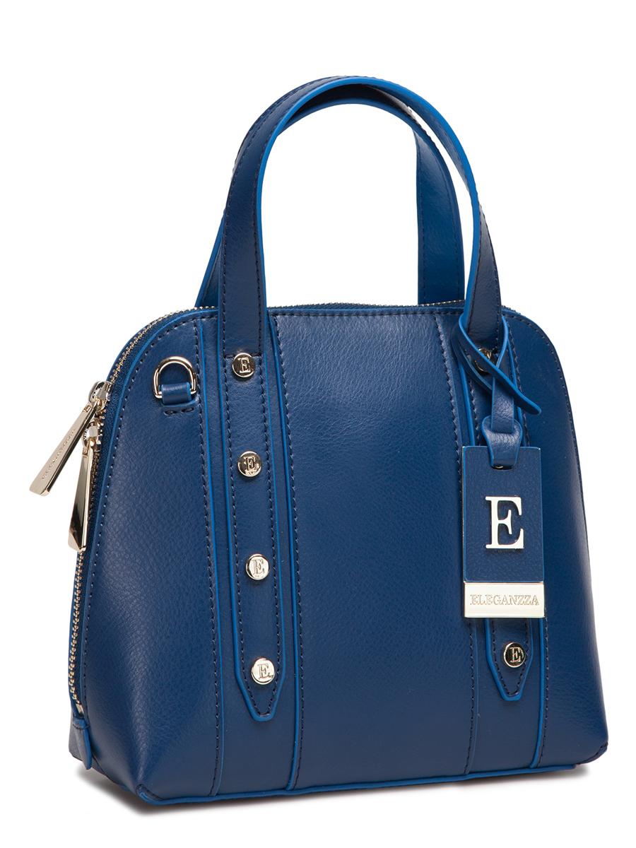 Сумка жен. Eleganzza, цвет: синий, голубой. Z-2753-1Z-2753-1