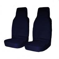 Комплект грязезащитных чехлов на передние сиденья Tplus, с мешком для хранения, цвет: синий, 2 штT001274Материал: оксфорд; Цвет: синий; Наличие кармана на тыльной стороне: да; Количество чехлов: 2 шт.; Мешок для хранения: 1 шт.
