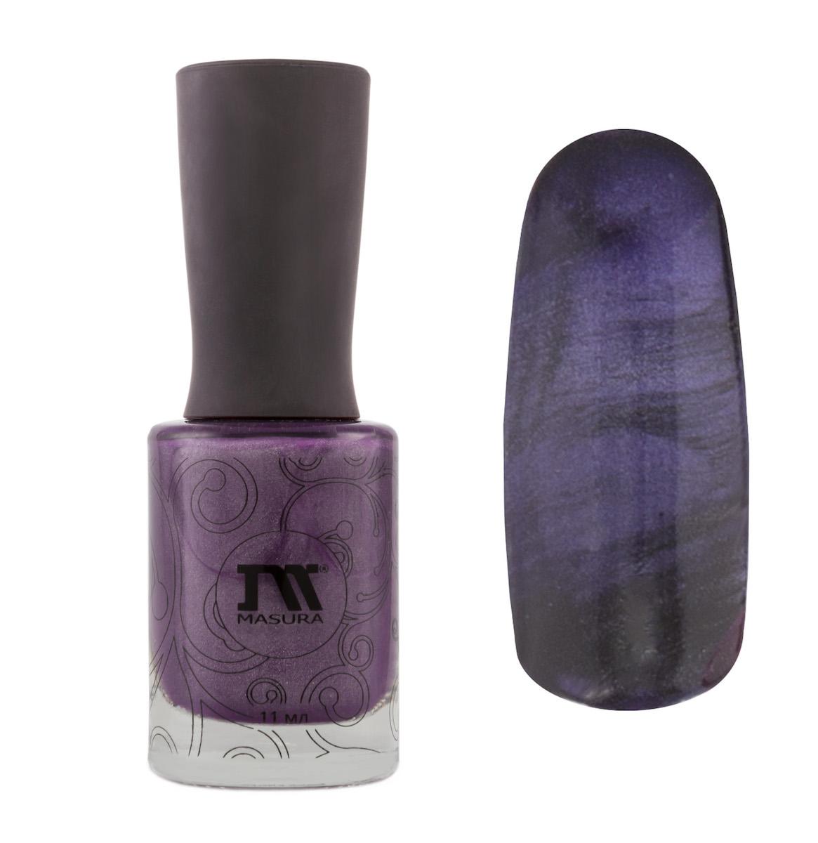 Masura Лак для ногтей Драгоценный Камень, 11 мл904-121светло-сиреневый