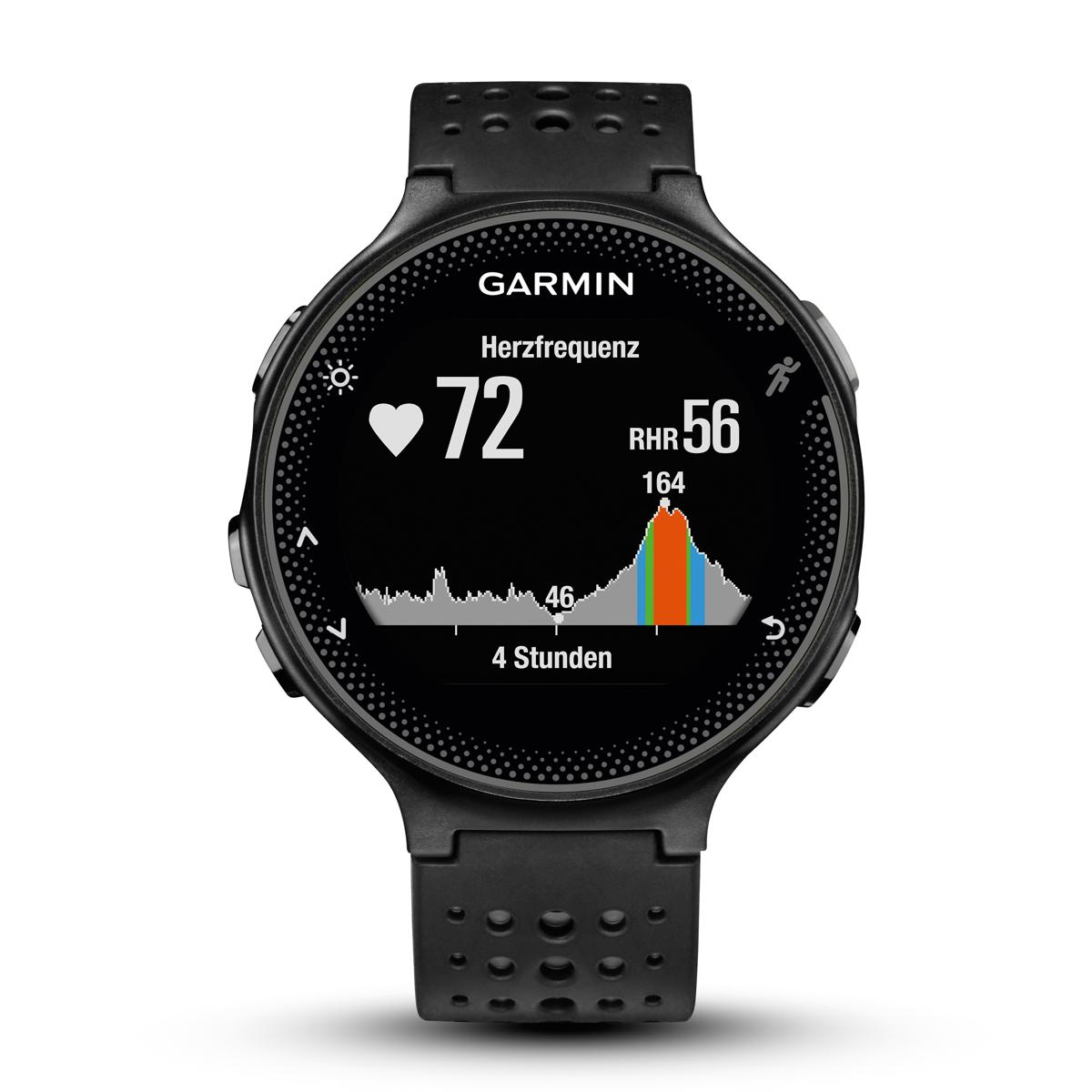 Спортивные часы Garmin Forerunner 235, цвет: светло-серый. 010-03717-55