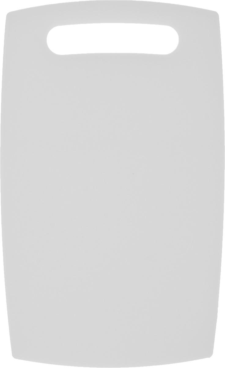 Доска разделочная Zeller, 30 х 18 см26083_белыйРазделочная доска Zeller изготовлена из высококачественного пищевого пластика. Доска гигиенична, обладает высокой прочностью, легко моется. Изделие снабжено удобной ручкой. Можно мыть в посудомоечной машине.