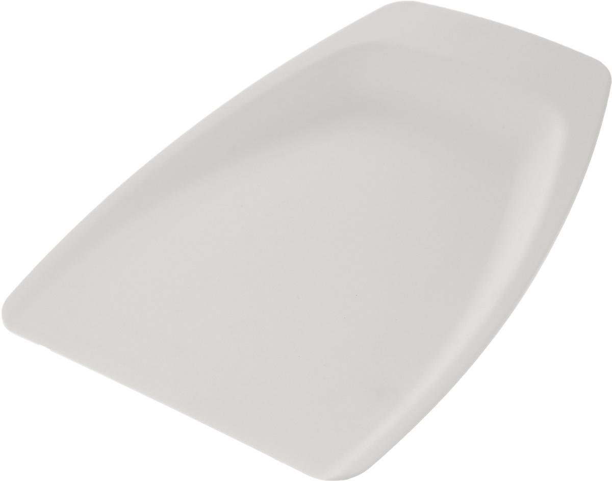 Доска разделочная Tescoma Presto, 30 х 21 см378842Разделочная доска Tescoma Presto, изготовленная из высококачественного прочного пластика, станет незаменимым атрибутом приготовления пищи. Она идеально подходит для нарезки, шинковки, сбора и переноса продуктов. Доска предназначена для ежедневного интенсивного использования. Не затупляет лезвия. Современный стильный дизайн и функциональность разделочной доски Tescoma Presto, позволит занять ей достойное место на вашей кухне. Можно мыть в посудомоечной машине.