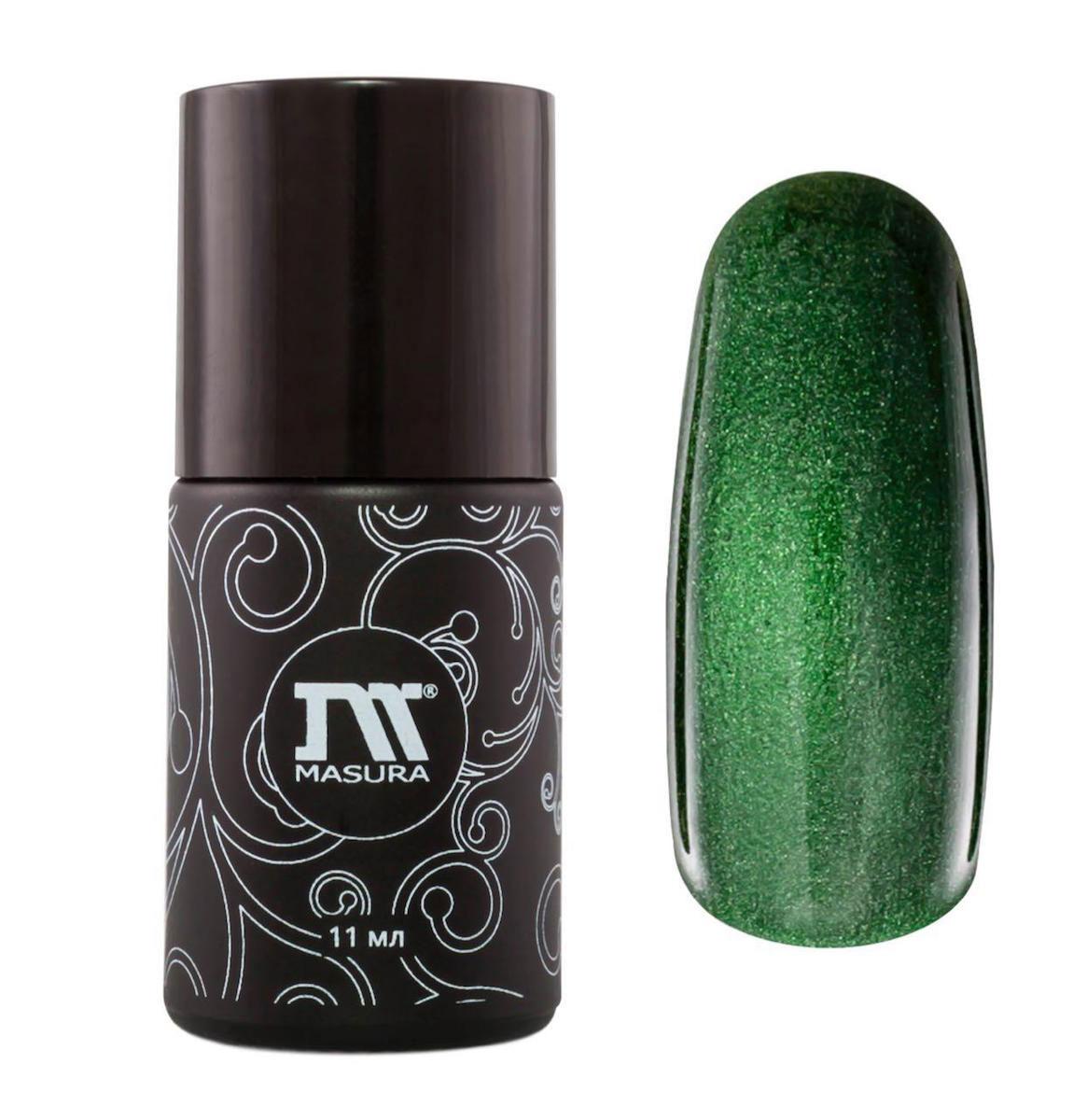 Masura Гель-лак трехфазный Фаберже, тон №295-03, 11 мл295-03SФаберже из коллекции гель-лаков Masura Драгоценные камни - это превосходный теплый изумрудно-зеленый оттенок, с зеркальным переливом, плотный. Маникюр с данным гель-лаком подойдет не только для особого случая, но и на каждый день, не надоест и сможет выгодно подчеркнуть любой образ. Этот насыщенный оттенок отлично сочетается с любыми цветами в одежде, а невероятный эффект, созданный при помощи магнита, придаст каждому ноготку уникальный и неповторимый вид. С помощью магнита вы можете вывести на первый план серебро лака либо сам оттенок; один лак сочетает в себе множество возможностей для дизайна и нэйл-арта. Ко всему вышеперечисленному, вы можете использовать слайдер-дизайн или стемпинг. Тогда маникюр начнет играть новыми, удивительными красками, создавая образ неповторимой, творческой личности. Используя данный гель-лак Masura, вы станете обладательницей исключительного рисунка на ваших ноготках и привлечете к себе внимание окружающих. Товар сертифицирован.