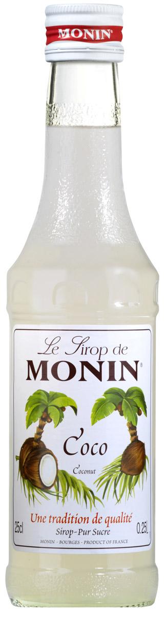 Monin Кокос сироп, 0,25 л