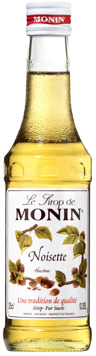 Monin Лесной орех сироп, 0,25 л