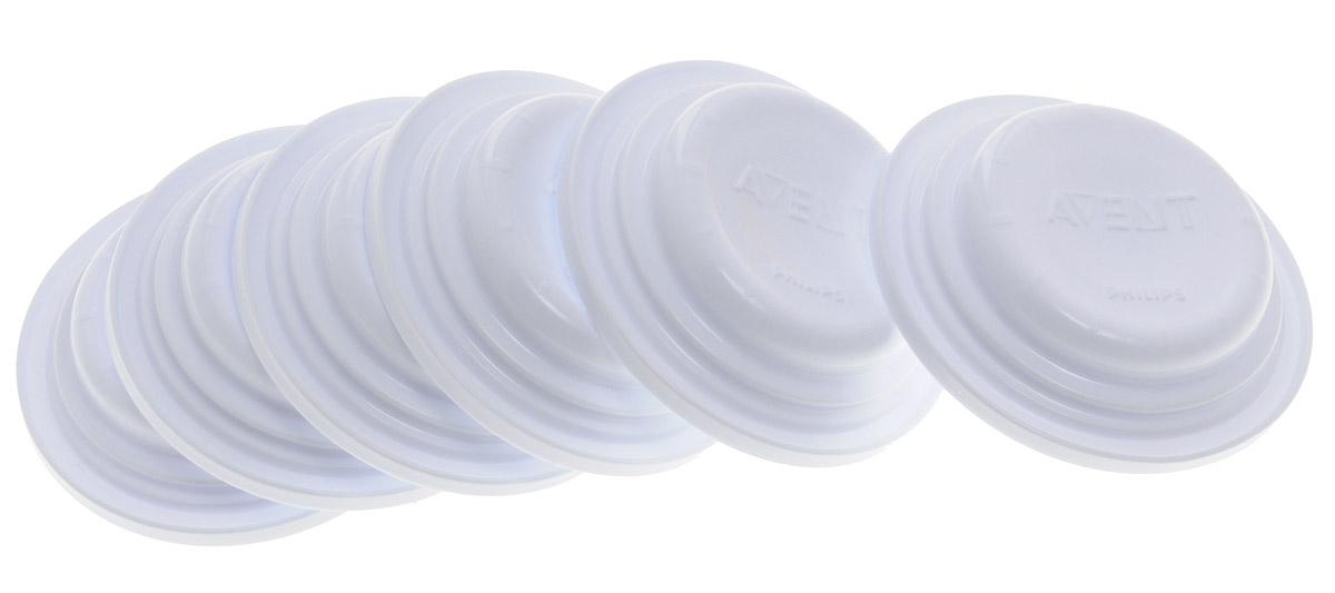 Philips Avent Крышка для бутылочки силиконовая, 6 шт.SCF143/06SCF143/06Крышка для бутылочки Philips Avent превращает любую бутылочку для кормления в контейнер для хранения грудного молока и продуктов. Позволяет хранить и замораживать грудное молоко без протекания. Во избежание протекания крышку следует использовать вместе с соединительным кольцом. На крышке можно указать дату сцеживания или замораживания. Изделие изготовлено из полипропилена и термопластического эластомера, которые не содержат бисфенола-А. В наборе 6 крышек.