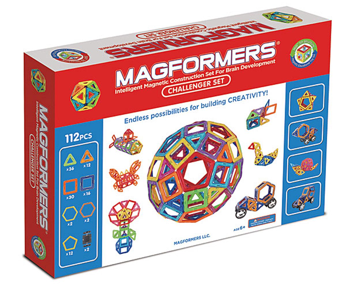 Magformers Магнитный конструктор Challenger