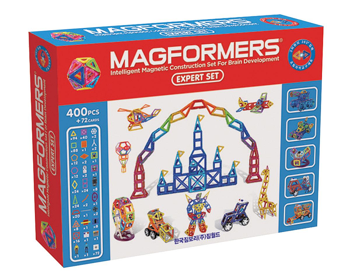 Magformers Магнитный конструктор EXPERT Set