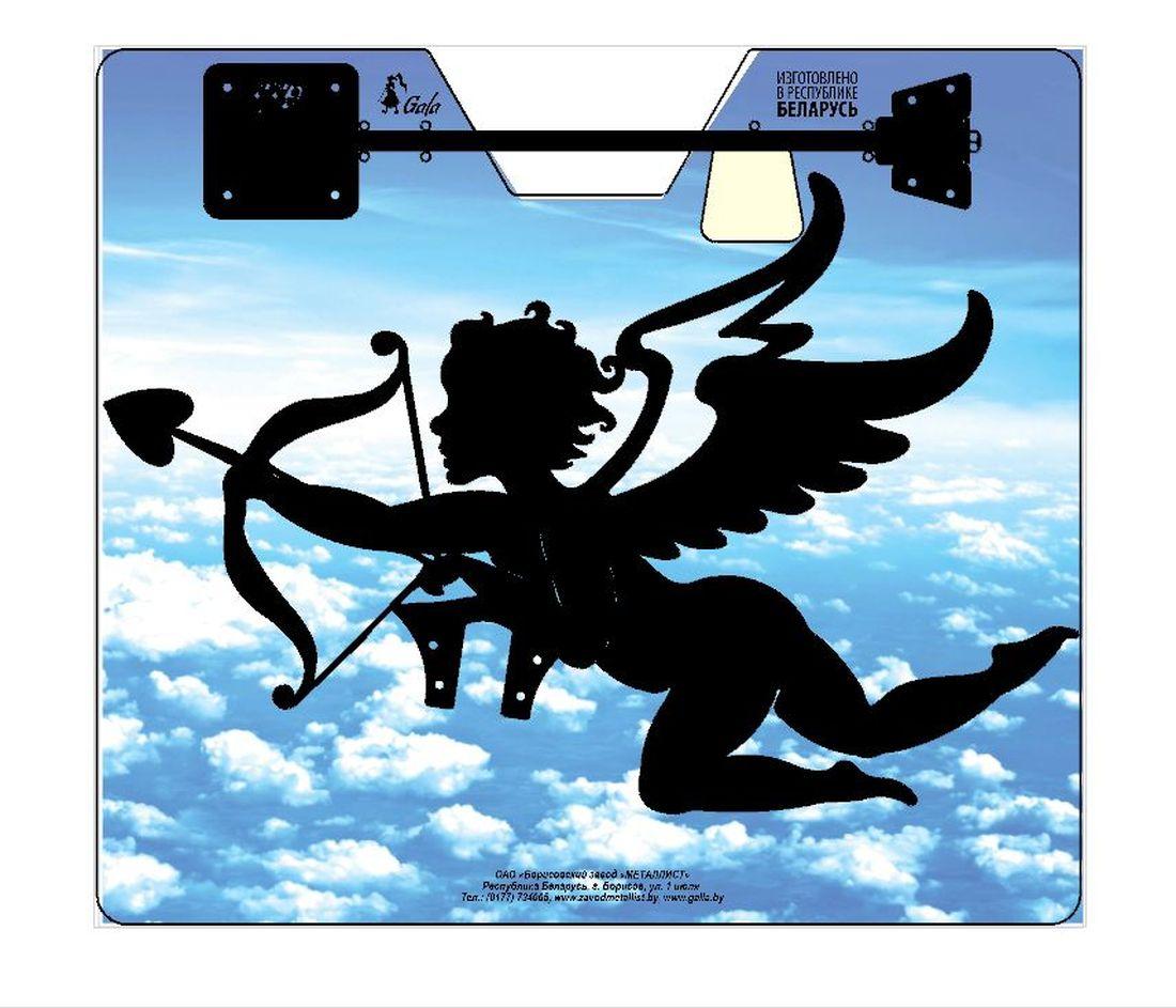Флюгер Gala АмурFL005Комплект включает: флюгер, роза ветров,универсальный кронштейн крепления