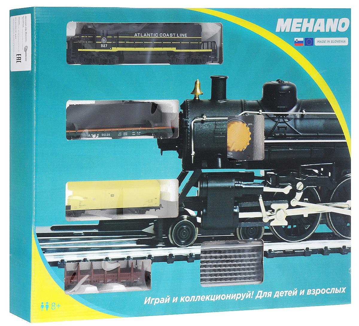 Mehano Железная дорога Hobby с тепловозом Atlantic Coast Line 927