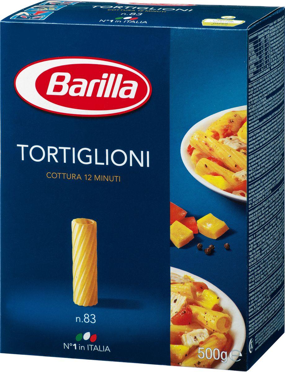 Barilla Tortiglioni паста тортильони, 500 г