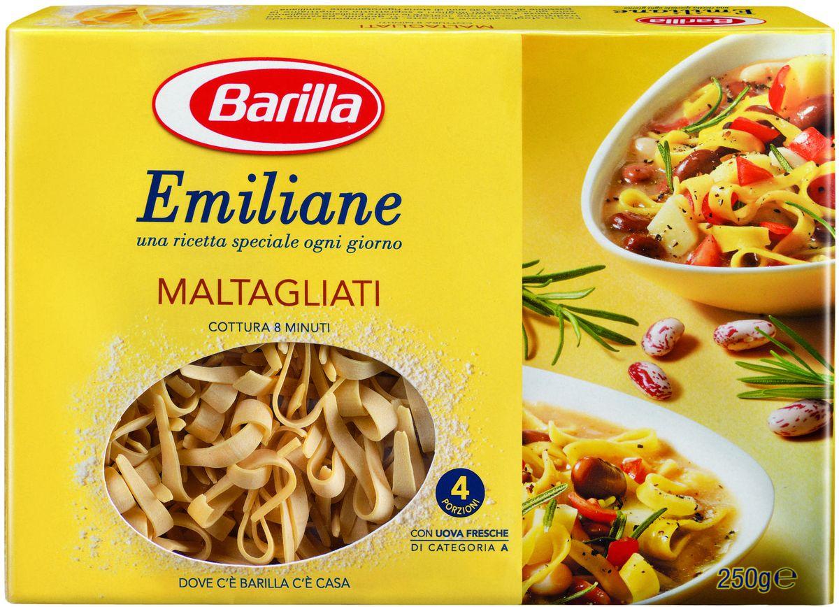Barilla Maltagliati мальтальяти яичные паста, 250 г