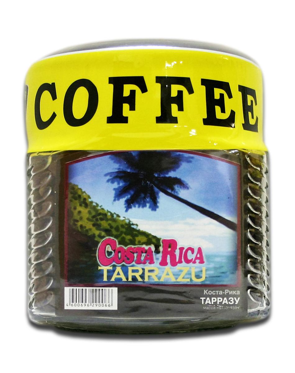 Блюз Коста-Рика Тарразу кофе в зернах, 150 г (банка)4600696290066Этот превосходный кофе выращивается в районе Тарразу на высоте более 1400 м над уровнем моря. Особенность этого сорта в том, что кофе сохраняет все богатство вкуса и аромата, даже будучи ледяным. Вкус богатый, интенсивный, похож на старое бургундское вино, а также присутствует небольшая кислинка. Аромат напитка ярко выраженный. Имеет долгое послевкусие.