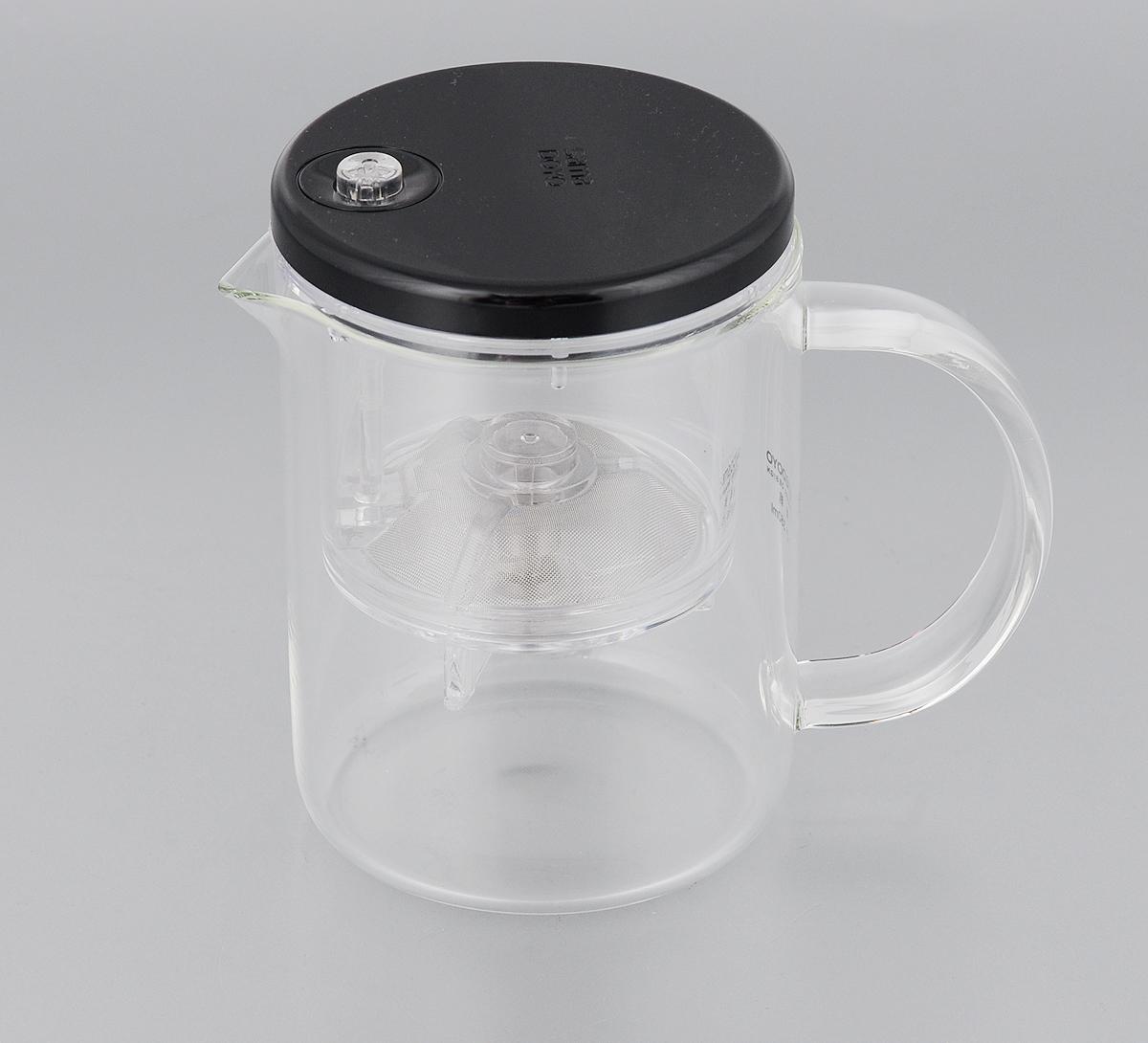 """Чайник заварочный """"Samadoyo"""", 350 мл. E-21"""
