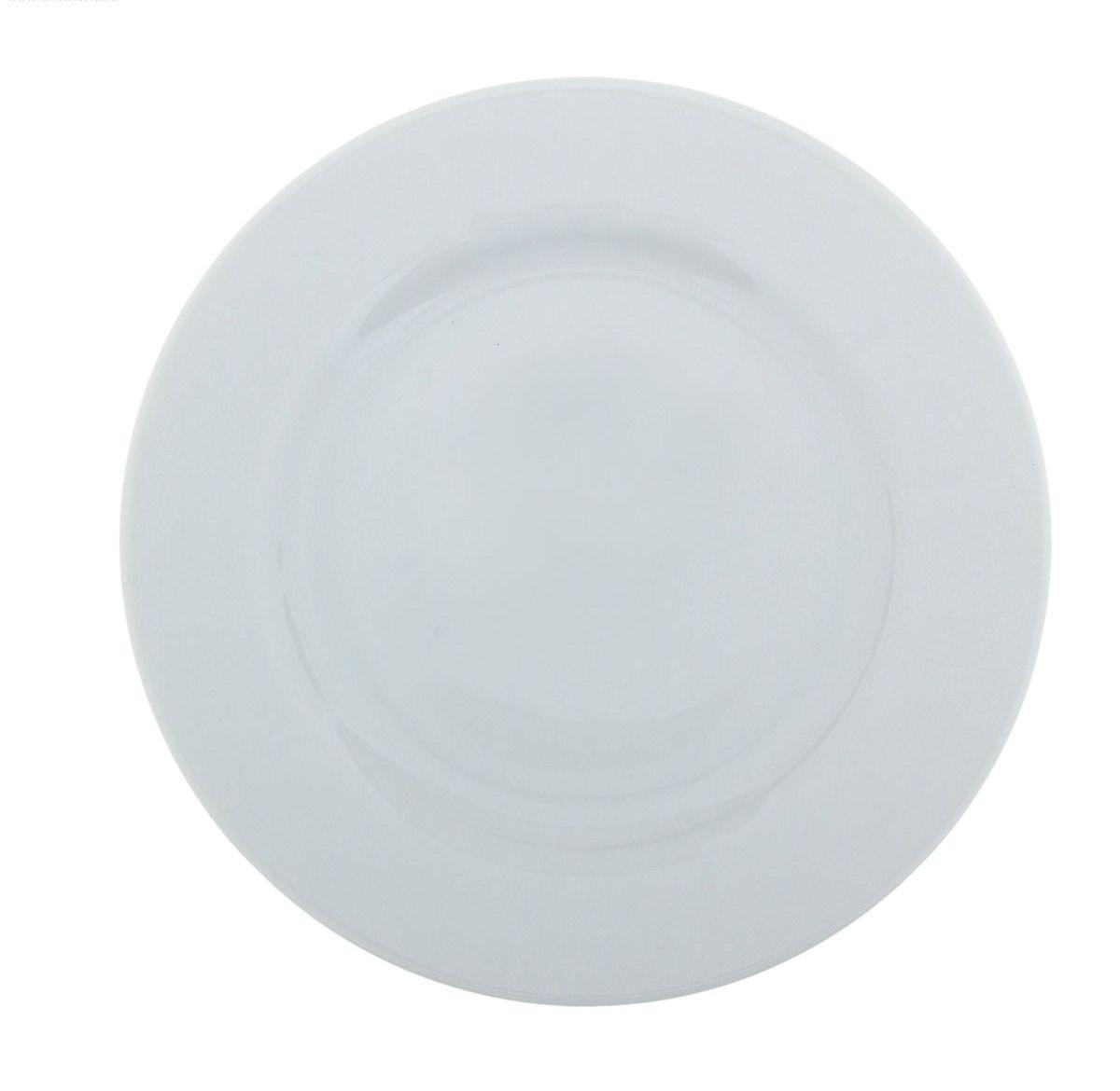 Тарелка мелкая Идиллия. Белье, диаметр 17 см507730