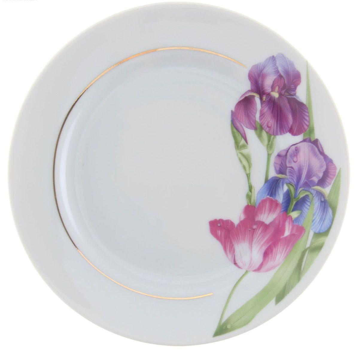Тарелка мелкая Голубка. Английская классика, диаметр 17,5 см507899
