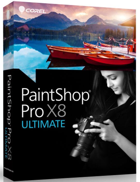 PaintShop Pro X8, Corel