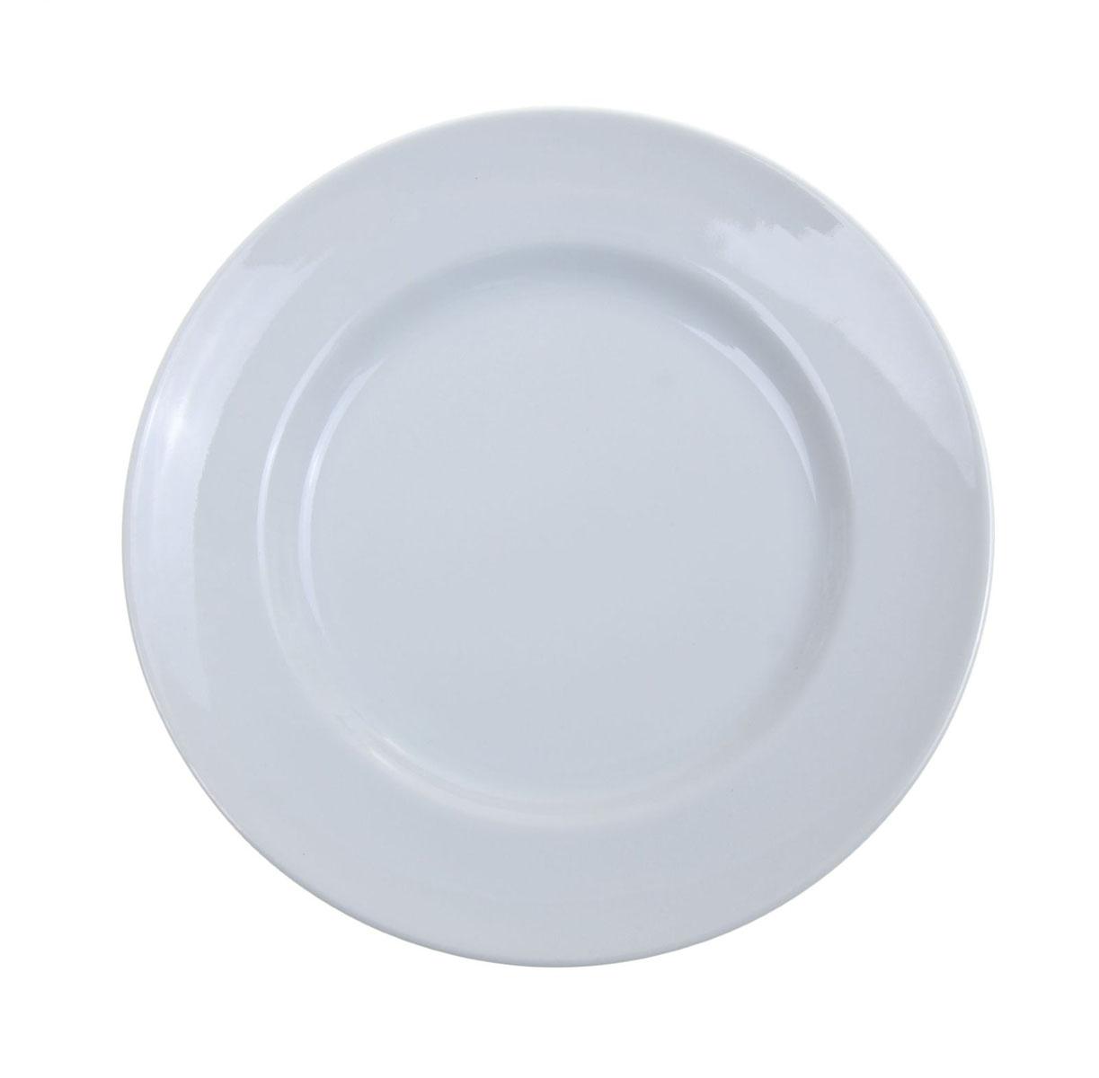 Тарелка мелкая Идиллия. Белье, диаметр 20 см1063080