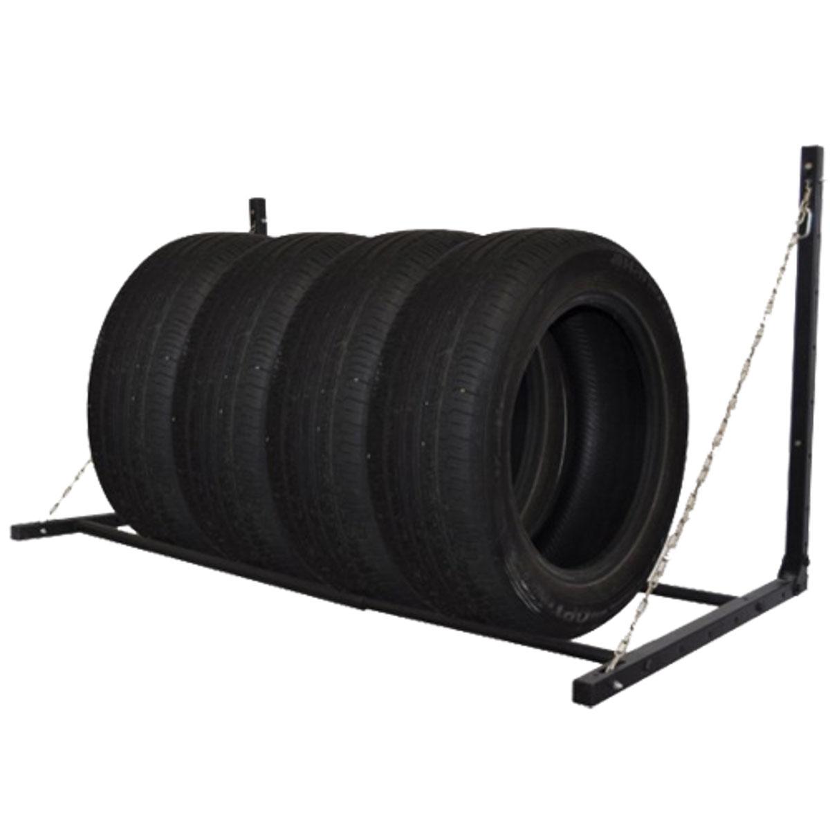 Полка для хранения колес