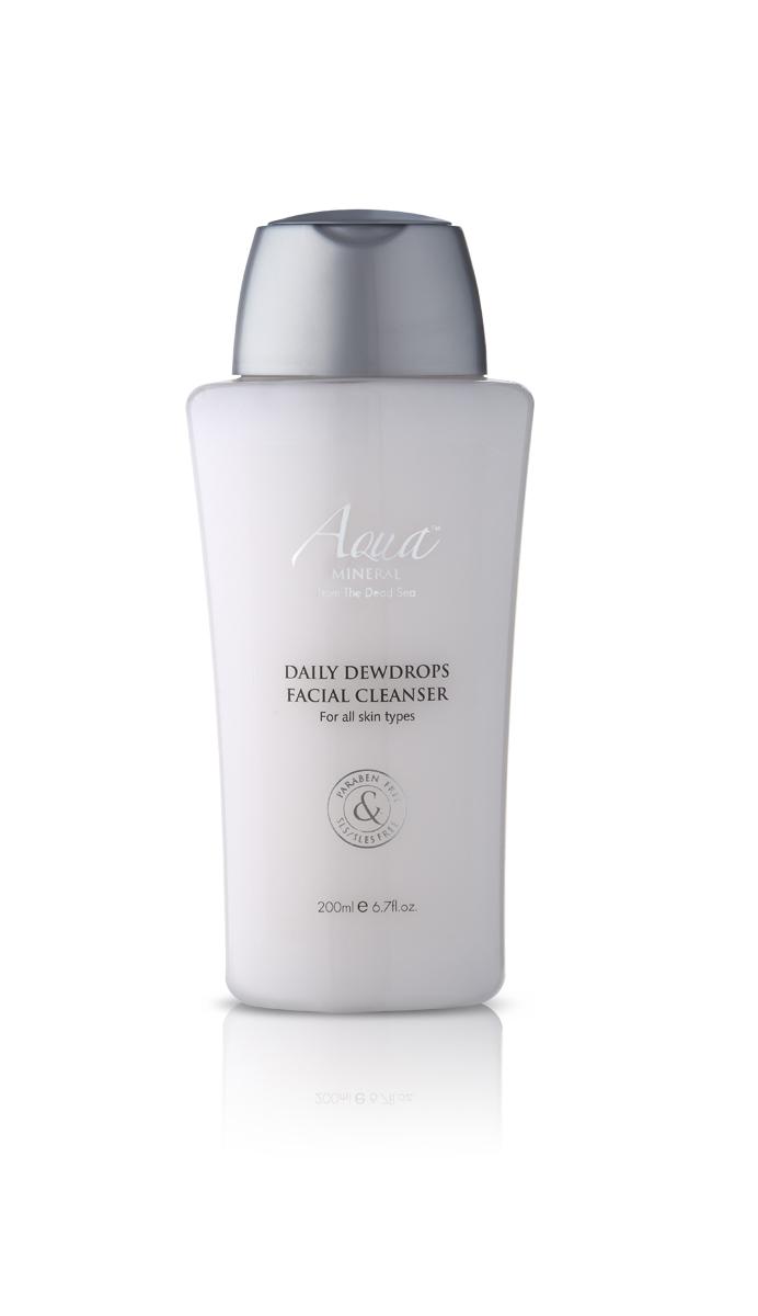 Aqua mineral Молочко очищающее для снятия макияжа 200 мл (Aqua Mineral)
