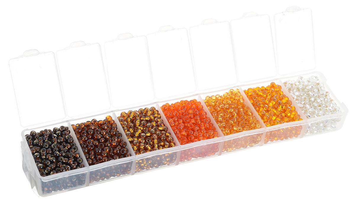 Набор бисера Preciosa Ассорти №26, 7 цветов, 90 г7704343_26Набор бисера Preciosa Ассорти №26 позволит вам своими руками создать оригинальные ожерелья, бусы или браслеты. Он идеально подойдет для вышивания на предметах быта и женской одежде. Набор включает в себя бисер разных размеров и цветов. Предметы набора упакованы в пластиковую коробочку с семью отсеками. Изготовление украшений - занимательное хобби и реализация творческих способностей рукодельницы, это возможность создания неповторимого индивидуального подарка.