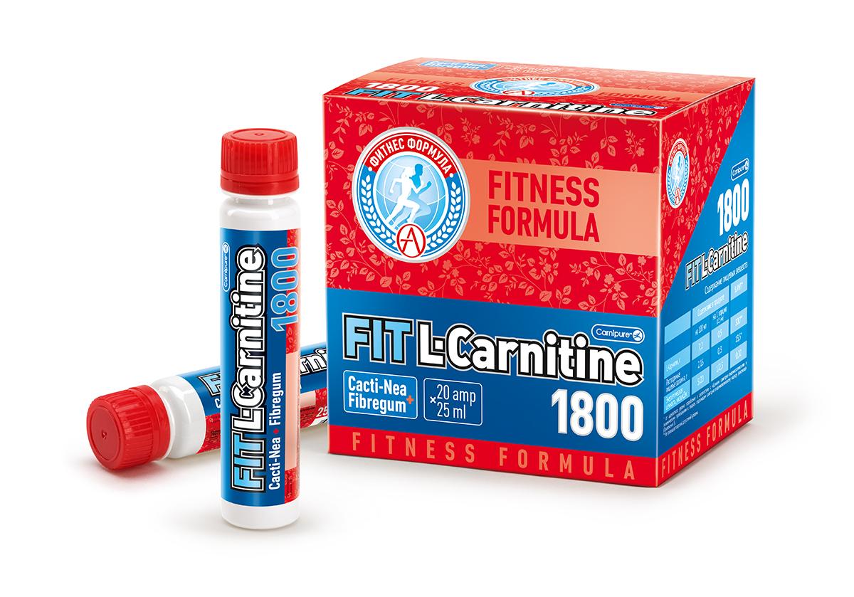 FIT L-СARNITINE 1800 NEW!4607062755679FIT L-СARNITINE 1800 предназначен для усиления метаболических процессов в организме спортсмена, быстрого расщепления жирных кислот и удаления излишней влаги. Благодаря уникальному сочетанию L-карнитина (Carnipure), экстракта плодов опунции ficus-indica (Cacti-Nea) и растворимых пищевых волокон (Fibregum), действие продукта направлено сразу на 3 основных ресурса — реактивность организма, антиоксидантная защита клеток и стабилизация работы желудочно-кишечного тракта. Преимущества FIT L-СARNITINE 1800: - Обеспечивает мышцы энергией за счет сжигания жира; - Повышает физическую активность при выполнении физической нагрузки; - Способствует повышению устойчивости к стрессу и выносливости; - Улучшает работу клеток мозга; - Снижает содержание уровня холестерина в крови; - Обеспечивает антиоксидантную защиту клеток организма. L-Карнитин Carnipure - витаминоподобное вещество, которое транспортирует жирные кислоты в митохондрии клеток, где...