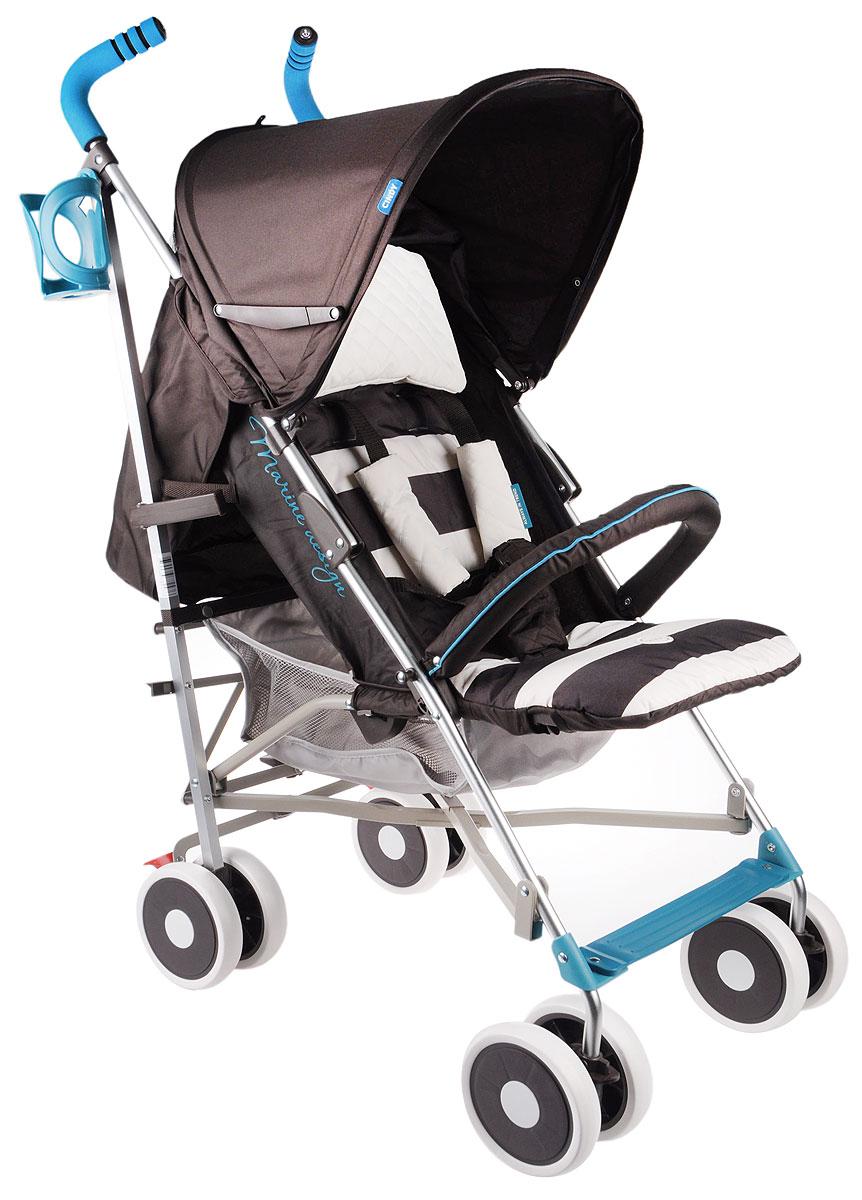 Happy Baby Коляска прогулочная Cindy Brown (без разделителя для ног)