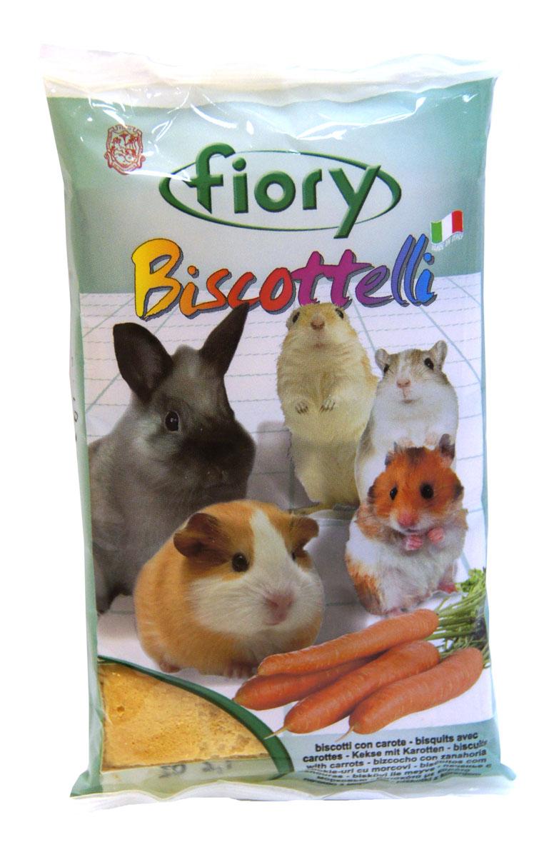 Бисквиты для грызунов Fiory Biscottelli, с морковью, 30 г2025FIORY бисквиты для грызунов с морковью. Порадуйте своего питомца вкусным и полезным лакомством. В состав бисквитов входит морковь, которая не оставит вашего грызуна равнодушным. Морковь очень вкусная, она богата витаминами и хорошо усваивается. Ингредиенты: злаки, яйцо и его производные (30%), сахар (27%), морковь/ягоды (4,1%), содержащиеся антиоксиданты одобрены Советом Европы.
