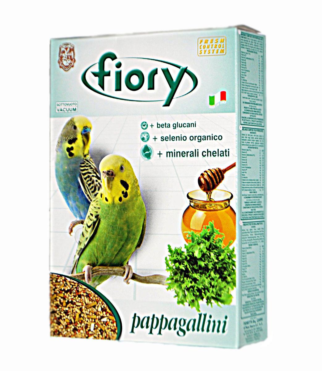 Корм для волнистых попугаев Fiory Pappagallini, 400 г6019Смесь для попугаев Fiory Pappagallini содержит девять видов семян, обеспечивающих сбалансированный и разнообразный рацион для волнистых попугайчиков. Кроме обычных, общеизвестных семян, мы также использовали очень редкие семена сафлора. Сафлор дает довольно маслянистые семена, которые в Азии употребляют в пищу. Семена облегчают запоры, а также улучшаю пигментацию. Данная смесь, наряду с другими продуктами Fiory, также была обогащена медом и растительными гранулами. Удобная и практичная упаковка смеси позволит дольше радовать свою птичку вкусным и ароматным кормом. Смесь питательная, обогащена полезными веществами, которые позволяют поддерживать здоровье организма птицы. Масса: 400 г. Ингредиенты: желтое, белое и красное просо, очищенный овес, просо обыкновенное, канареечник, мед 10%, овощи 4,1%, масла, натуральные консерванты, (содержащиеся антиоксиданты одобрены Советом Европы), сафлор. Товар сертифицирован.