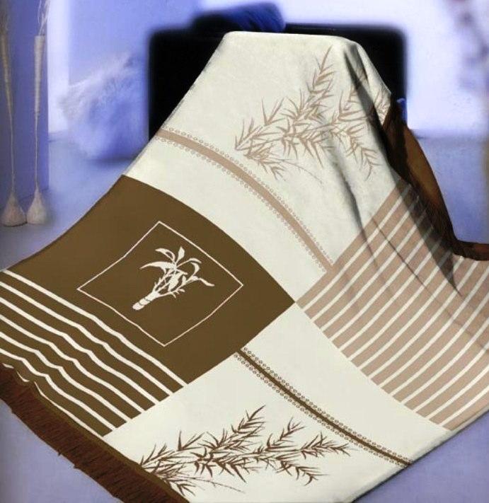 Плед Arya Pierre, 200 х 220 смF0090906Плед Arya Pierre, выполненный из бамбукового волокна, станет идеальным решением для вашего интерьера. Он порадует вас легкостью, нежностью и оригинальным дизайном. Бамбуковое волокно мягче хлопка, не вызывает раздражения и обладает натуральными антимикробными свойствами. Плед - это такой подарок, который будет всегда актуален, особенно для ваших родных и близких, ведь вы дарите им частичку своего тепла.