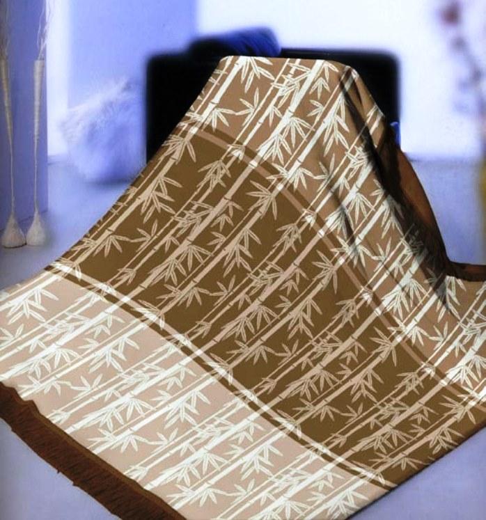Плед Arya Joseph, 200 х 220 смF0100018Плед Arya Joseph, выполненный из бамбукового волокна, станет идеальным решением для вашего интерьера. Он порадует вас легкостью, нежностью и оригинальным дизайном. Бамбуковое волокно мягче хлопка, не вызывает раздражения и обладает натуральными антимикробными свойствами. Плед - это такой подарок, который будет всегда актуален, особенно для ваших родных и близких, ведь вы дарите им частичку своего тепла.