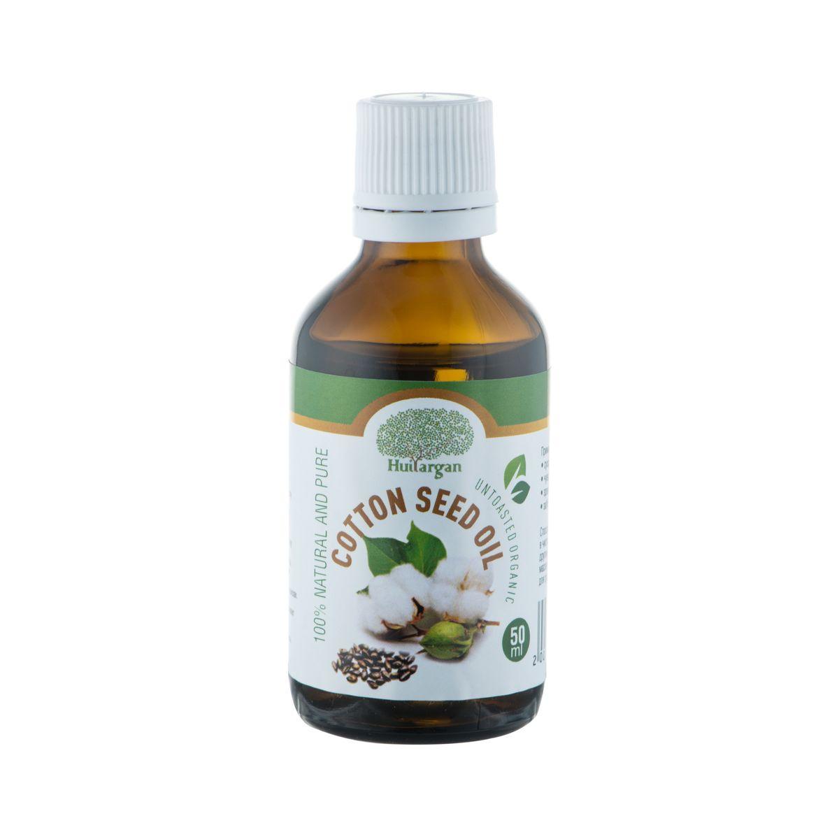 Huilargan Масло хлопковых семян, 100% натуральное, 50 мл2000000009100Масло хлопковых семян (Cotton seed oil) будет идеальным выбором для тех людей, которые имеют аллергию на орехи и ореховые масла. Свойства: - источник мягкости, очень приятно в применении, делает кожу бархатистой и атласной; - обладая лёгкой, шелковистой структурой, питает кожу изнутри, не оставляя жирного ощущения; - Восстанавливает нарушенные клеточные структуры кожного покрова головы. - Сохраняет необходимый уровень воды в клетках подкожной зоны и восстанавливает гидролизную пленку эпидермиса. - Выполняет функцию природного иммуномодулятора. - Обладает активными регенерирующими свойствами внутри волосяной луковицы. - Нормализует клеточный обмен веществ в сальных железах. - Влияет на синтез коллагена. - Тонизирует, смягчает волосяной покров, восстанавливает кератиновые чешуйки волос. - За счет антибактериальной активности снимает воспаление и раздражения чувствительной кожи головы. Применение: - сухая кожа; - чувствительная и...
